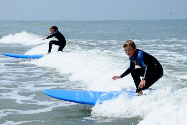 Surf en Beach camp